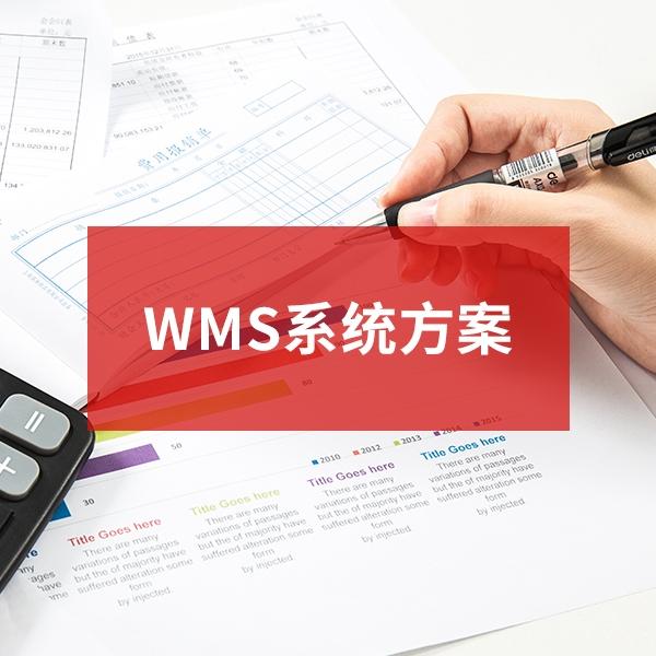 WMS系统方案