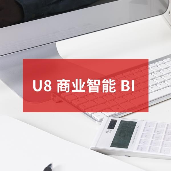 U8 商业智能 BI